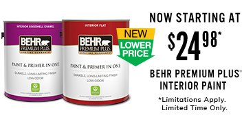 Specialty Alkyd Satin Enamel Paints for Your Project | Behr