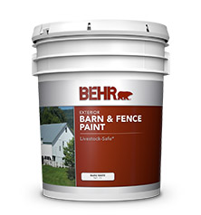 Barn Amp Fence Paint Professional Painting Supplies Behr Pro