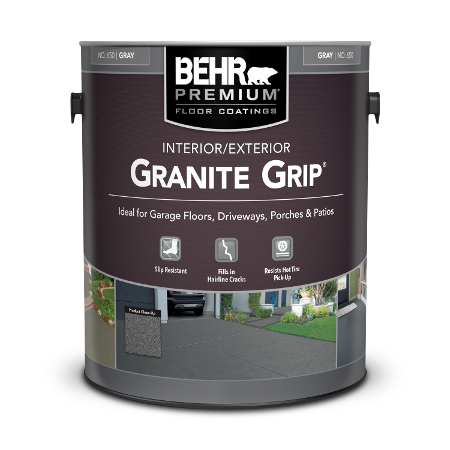 One gallon can of Granite Grip